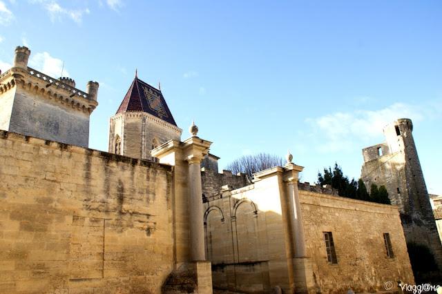 Il Castello o Ducé di Uzes