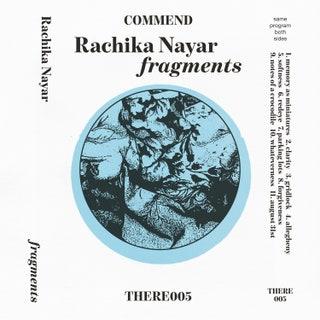 Rachika Nayar - fragments Music Album Reviews