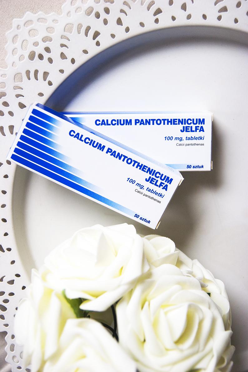 ZAPUSZCZAM WŁOSY! CALCIUM PANTOTHENICUM