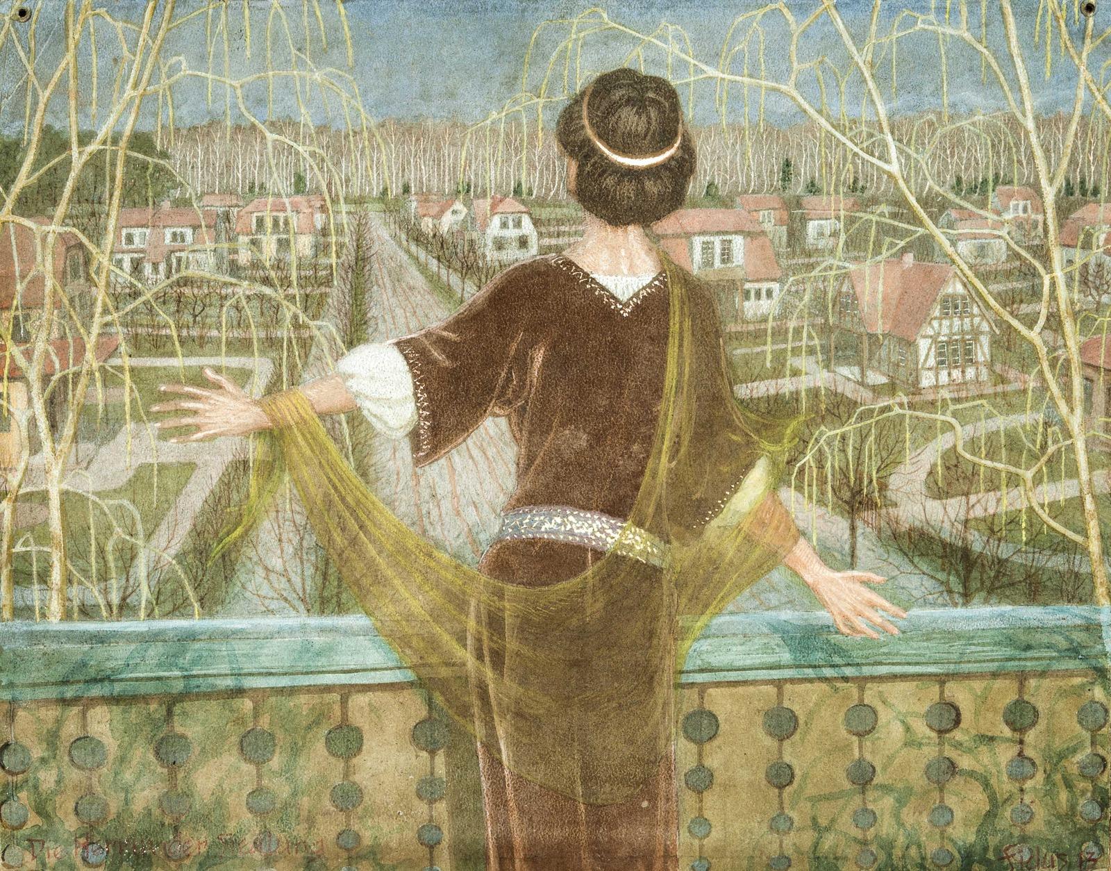 Pin em Art Nouveauesque