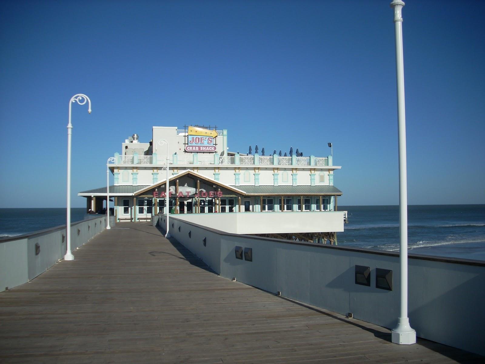 Joe S Crab Shack In Daytona Beach