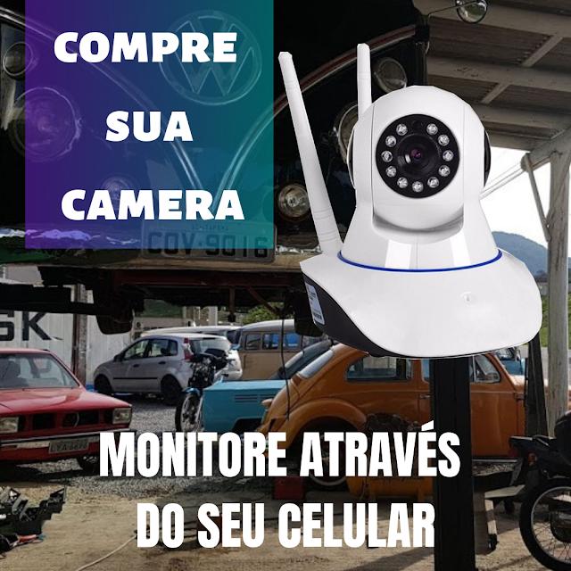 Compre sua câmera em Itapema