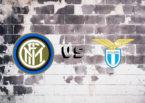 Internazionale vs Lazio  Resumen y Partido Completo