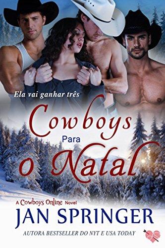 Cowboys para o Natal - Jan Springer
