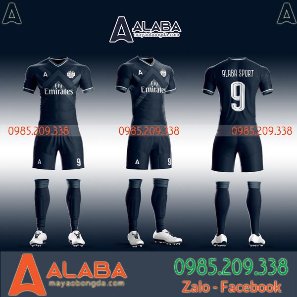 Áo PSG 2020 màu đen