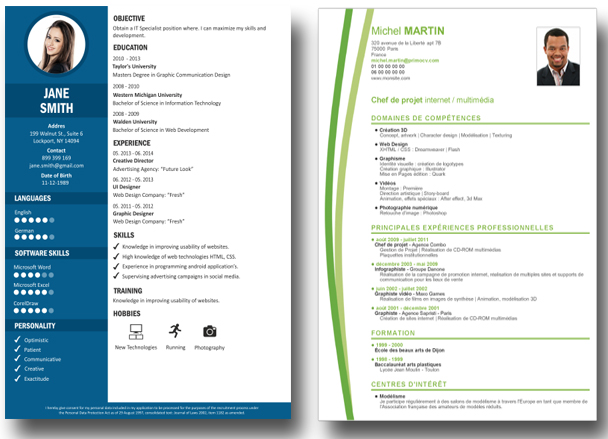 Good Cv Templates For University Students Knowlk