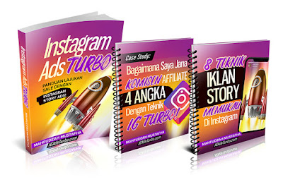 Bundle 3 E-Book Iklan Instagram