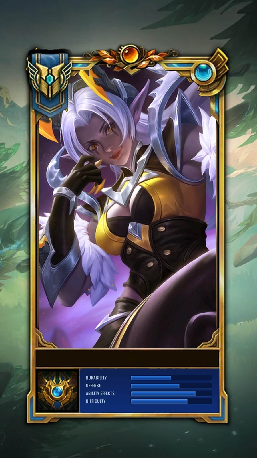 Wallpaper Selena Wasp Queen V1 Skin Mobile Legends HD for Android and iOS