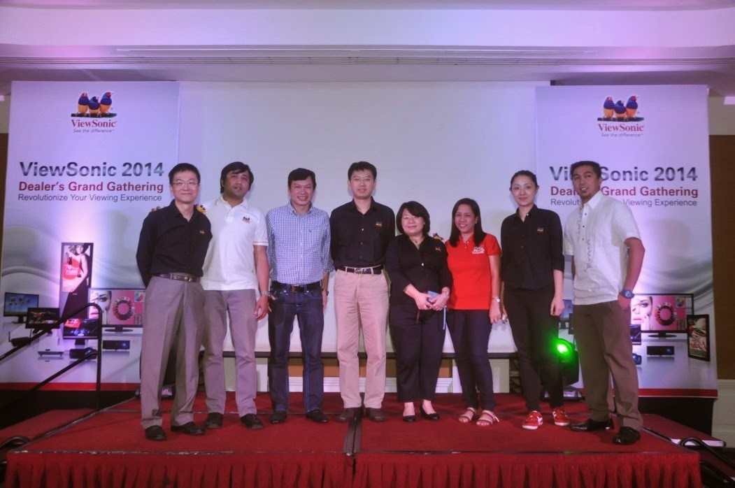 ViewSonic 2014 Dealer's Grand Gathering