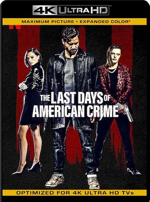 Los últimos días del crimen (2020) 4K 2160p UHD [HDR] Latino [GoogleDrive]