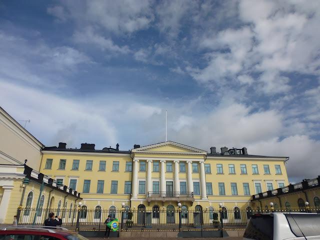 Palacio Presidencial de Finlandia
