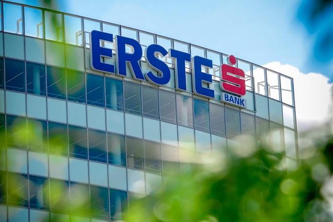 Az Erste Csoport javuló féléves adatokat ismertetett