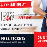 ICB Group are Exhibiting and Speaking at the Takeaway and Restaurant Innovation Expo