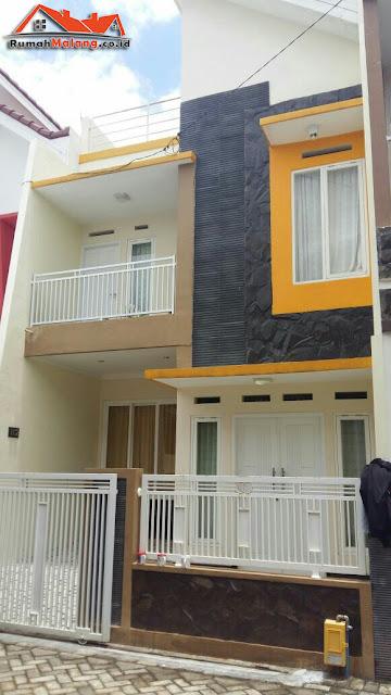 Rumah minimalis murah dijual di Malang kota