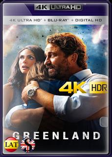 Greenland: El Día del Fin del Mundo (2020) 4K UHD HDR LATINO/ESPAÑOL/INGLES