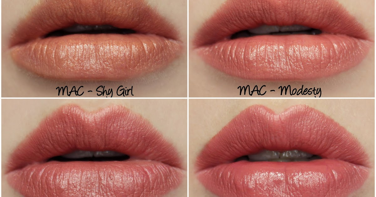 Wonderbaarlijk MAC Permanent Nude & Neutral Lipstick Swatches & Review Part Two SG-49