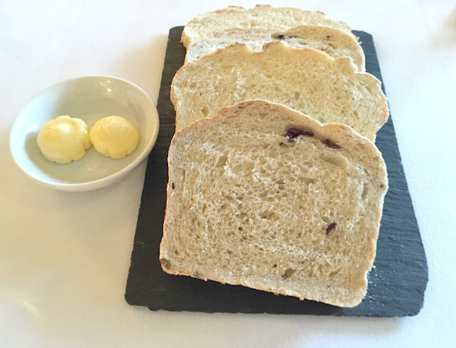 bread at ox pasture hotel