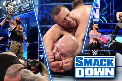 Pertandingan WWE SmackDown, 13 Juni 2020 Live Streaming