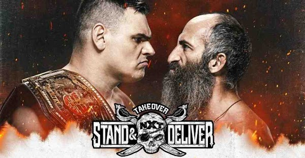 Ver Repeticion Wwe NXT TakeOver Stand Deliver 2021 Noche 1