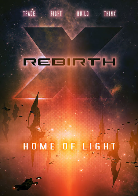 X Rebirth Home of Light Download Cover Free Game