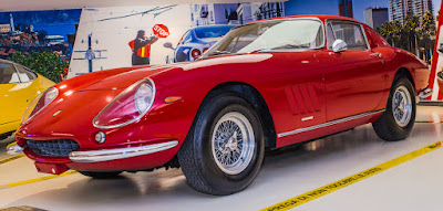 wallpaper Ferrari 275 GTB 1964 HD