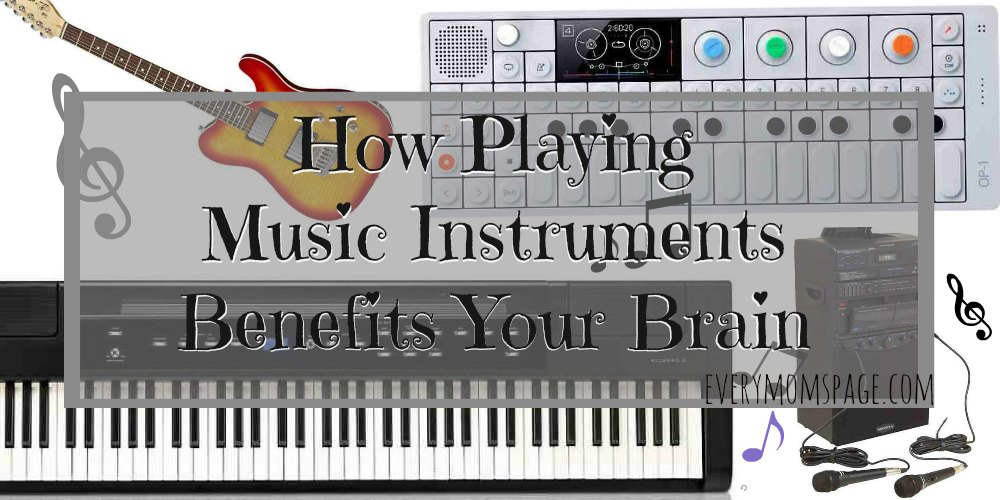 The benefits of playing a musical instrument essay