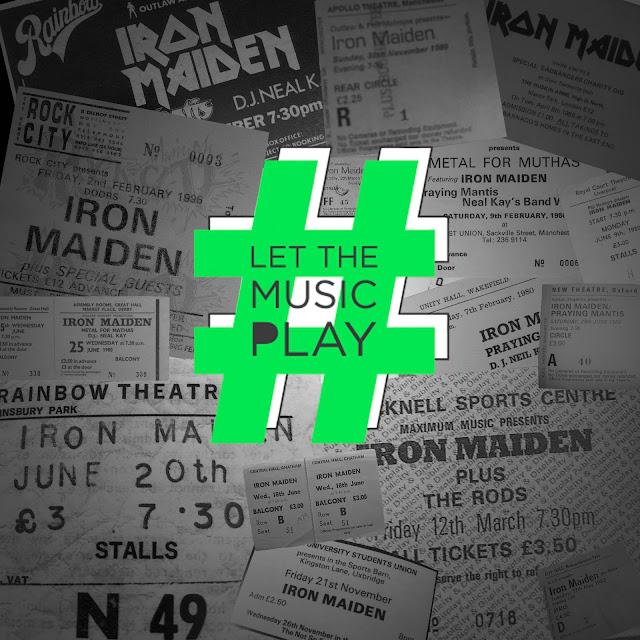 Iron Maiden, Rolling Stones, Paul McCartney e mais ajudam campanha para salvar casas de show