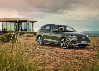 Audi Q5 2021 launched with sharper design and newer technologies