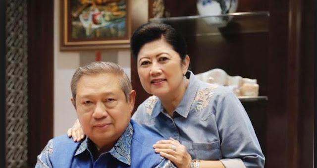 Prabowo Dibully Bicara Soal Pilihan Politik Bu Ani, Padahal Info Itu dari SBY