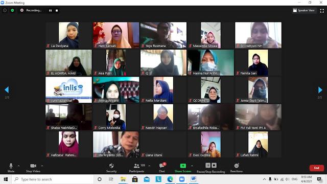 Himpunan Mahasiswa Jurusan Ilmu Perpustakaan dan Informasi Islam IAIN Batusangkar Gelar Webinar Nasional
