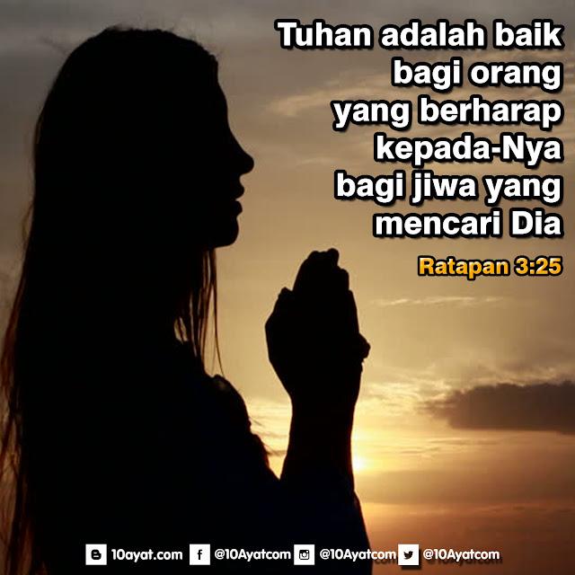 Ratapan 3:25