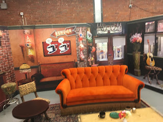 Central Perk Photo Op Friends Pop Up NYC
