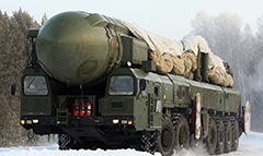 Topol-M Ballistic Missile