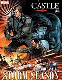 Richard Castle's Storm Season Comic