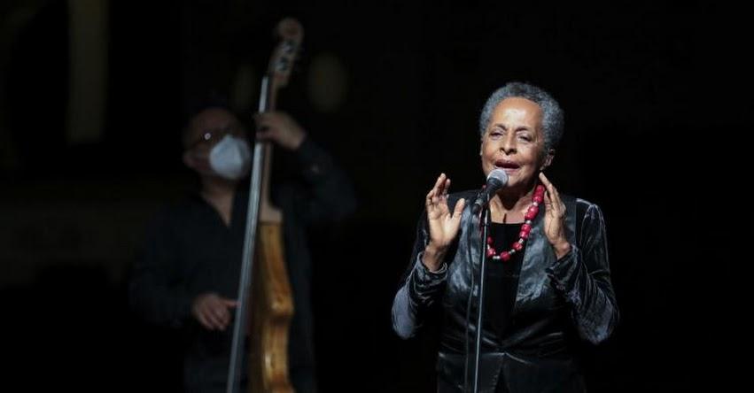 GRAMMY LATINO 2020: Susana Baca gana Mejor Álbum Folclórico «A capella»