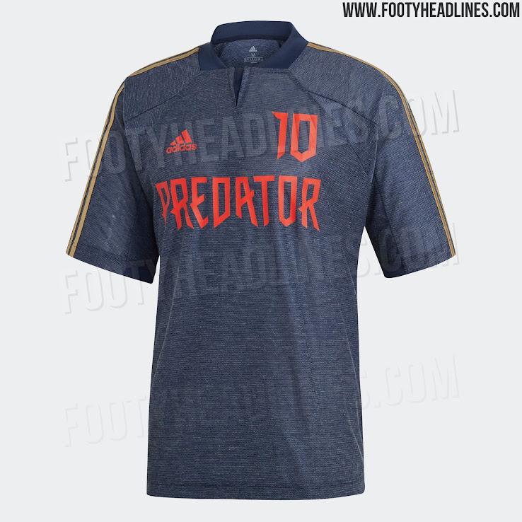 Stunning Adidas Predator Zinedine Zidane 2019 Jersey ...