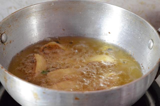 bhakarwadi recipe step by step
