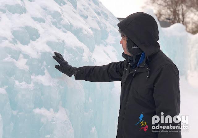 LAKE SHIKOTSU ICE FESTIVAL 2019