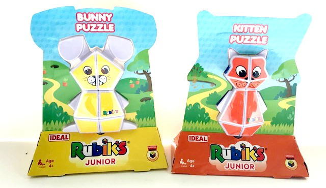 rubiks junior puzzles