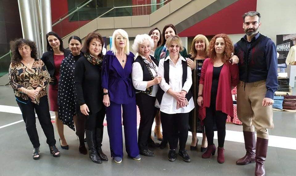 Εκδηλώσεις του Αναπτυξιακού Συλλόγου Γυναικών Επιχειρηματιών Κρήτης στο Κέντρο Πολιτισμού «Ελληνικός Κόσμος»