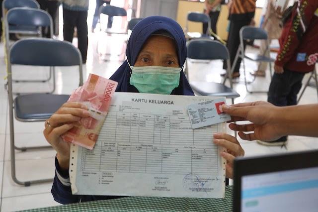 Pemkot Bandung Sudah Salurkan Bansos PPKM Darurat Hampir 70 Persen
