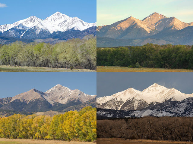 4 seasons four on colorado mountains mount yale 14ers