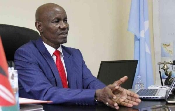 الصومال تأمر سفير كينيا  بالمغادرة ، وتستدعي سفيرها من نيروبي