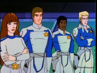 Galaxy Rangers