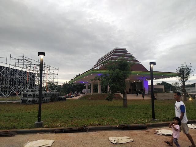 Alun - Alun Kota Depok di GDC