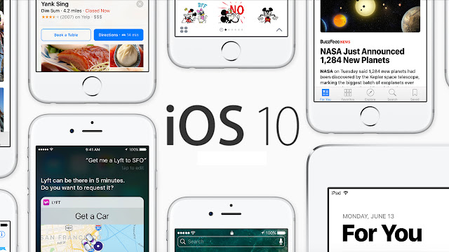 Apple lança iOS 10 beta público - MichellHilton.com