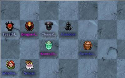 Đội nhóm 3 Hunter - 4 Knight - 2 Undead giúp đỡ người chơi quản lý giai đoạn giữa trận