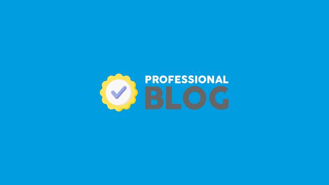 Tips Agar Blog Terlihat Lebih Profesional
