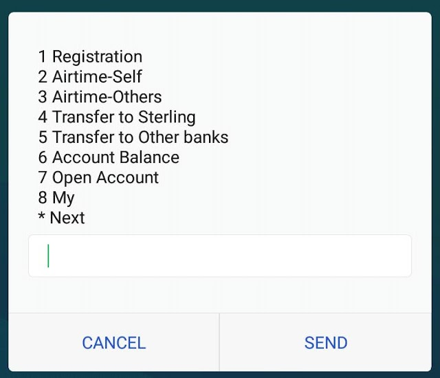 Sterling Bank Transfer Code | Transfer Money Electronically With *822# On Sterling Bank