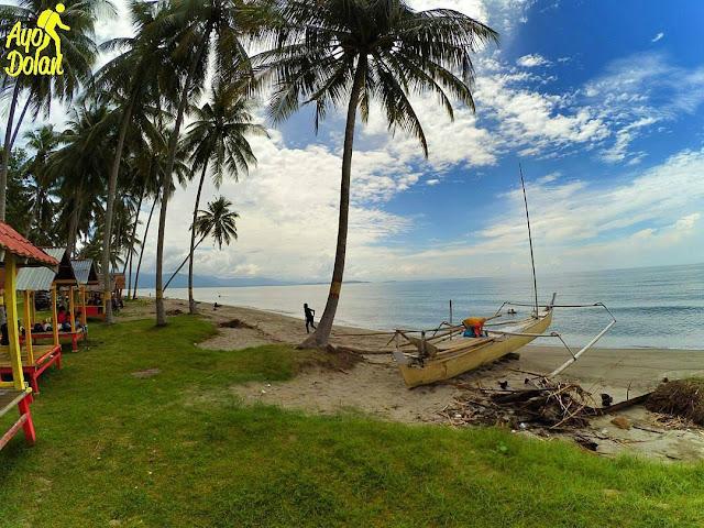 mampie beach west- sulawesi